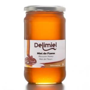 Envase Miel de Mil Flores Delimiel 800gr